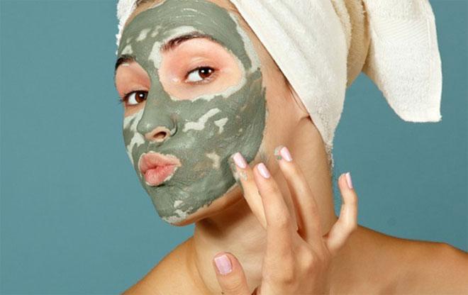 заживляющая маска для лица с глиной рецепт для кожи