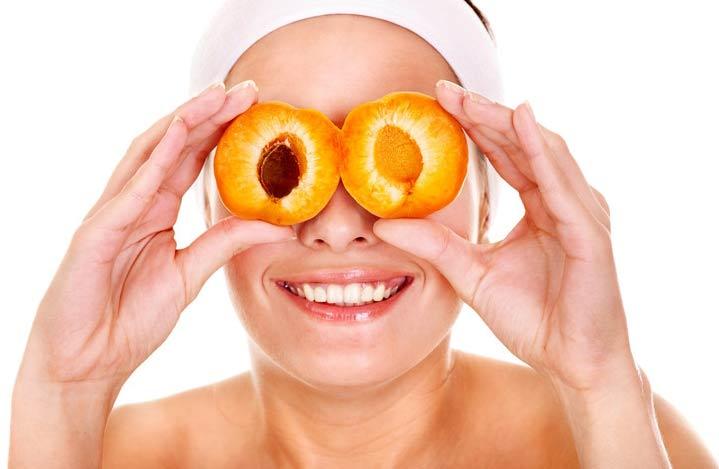 Абрикос для лица полезные свойства маска