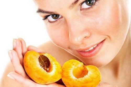 маска из абрикосов для лица чем полезна рецепты