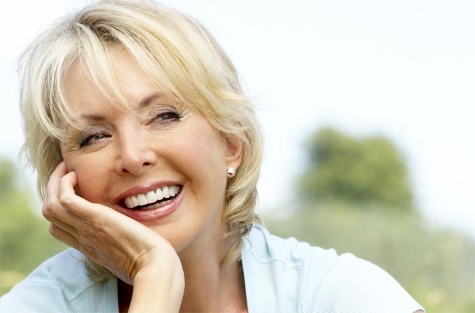 уход за кожей лица после 40 лет в домашних условиях