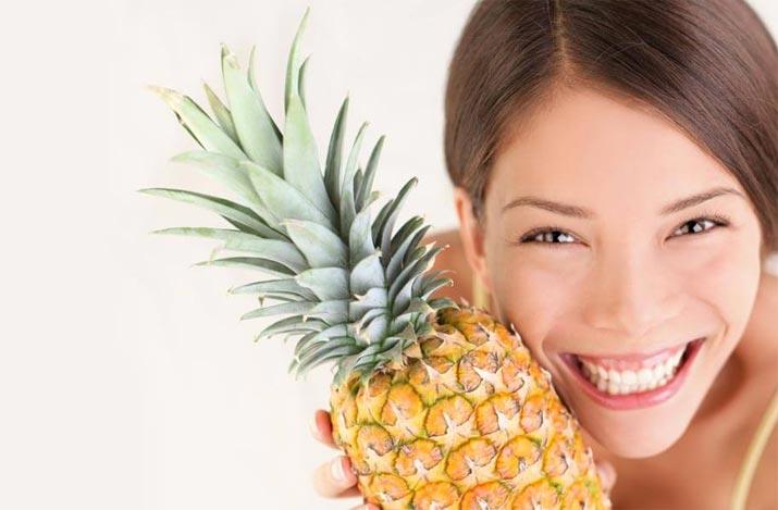 ананас для кожи лица применение отзывы