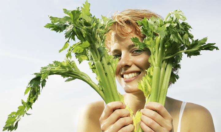 сельдерей для кожи лица рецепт