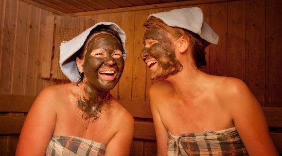 Какие маски можно делать в бане