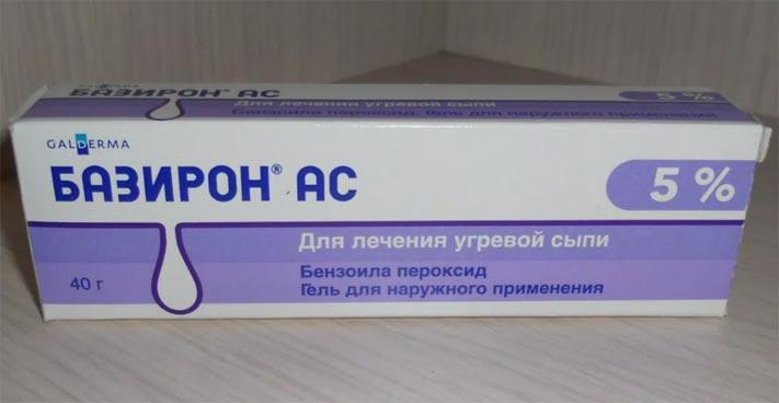 Базирон ас 5%