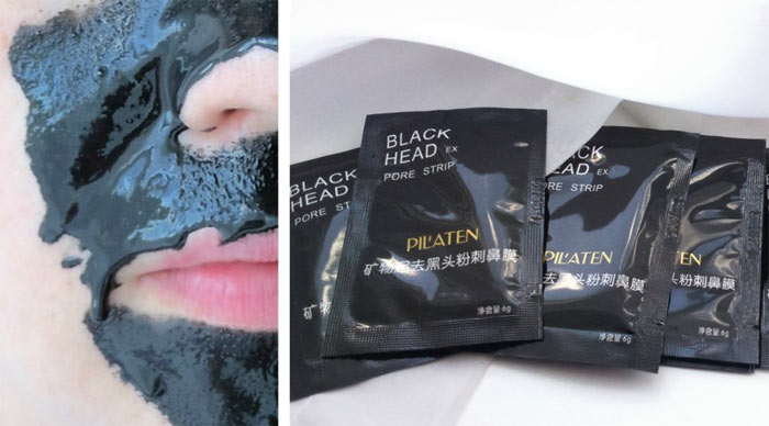 Black Head Pore Strip