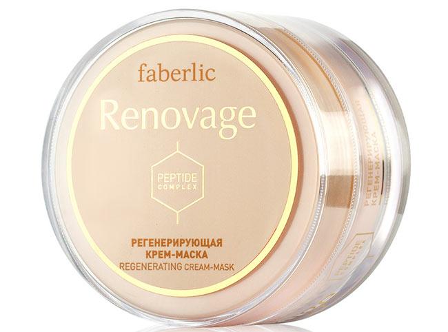 крем-маска Faberlic