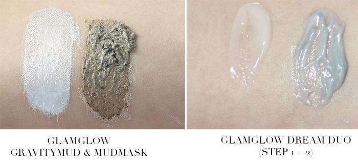 применение маски glamglow