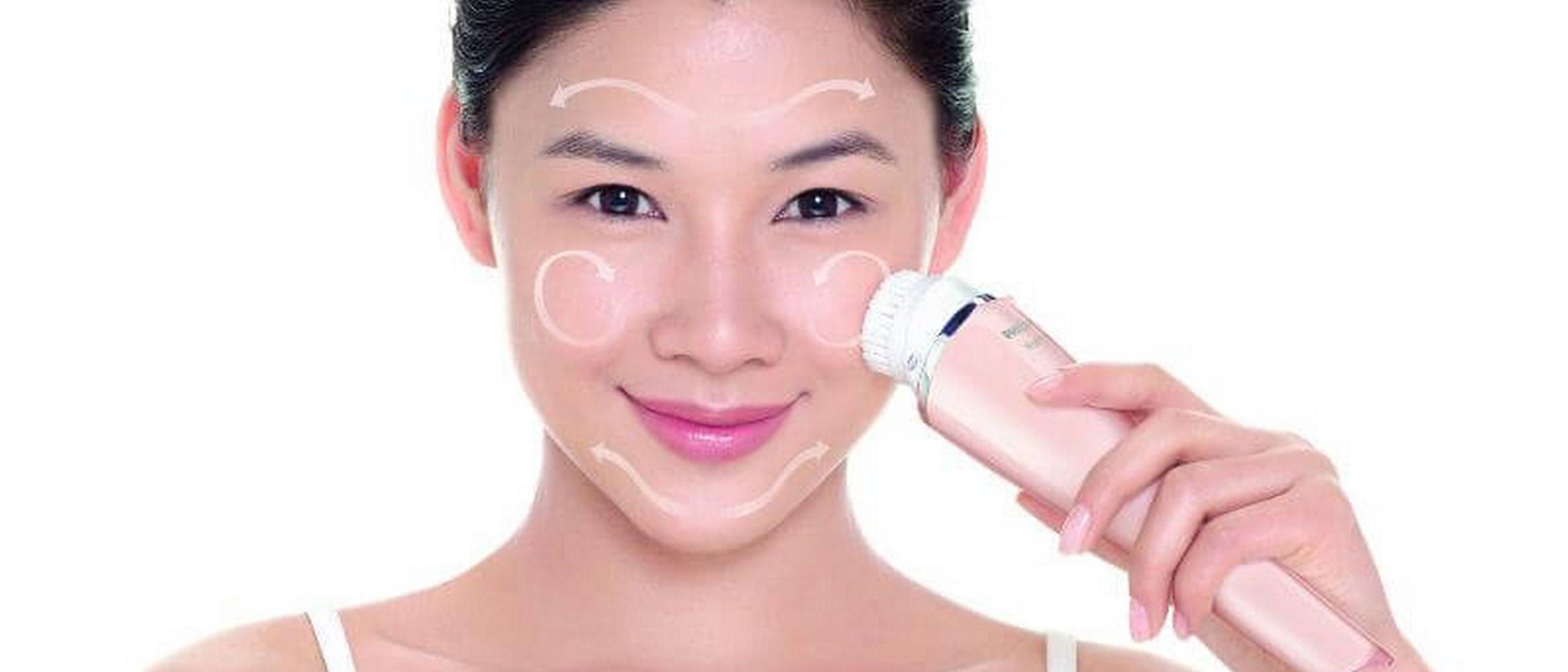 Лучшие электрические щетки для лица
