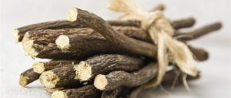 Сироп корня солодки от пигментации