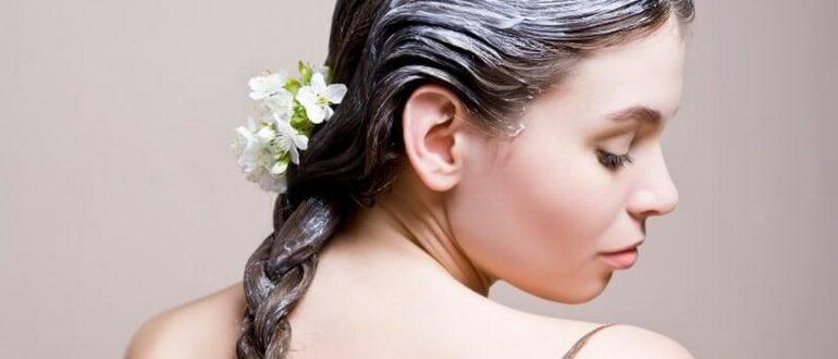 Увлажняющие маски для кожи головы