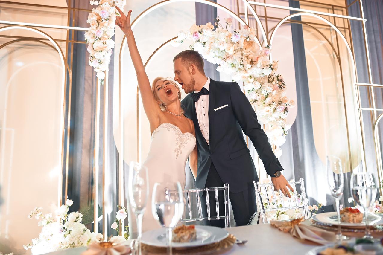 организация свадьбы со свадебным агенством