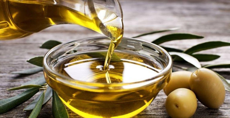 Маска с оливковым маслом от морщин на лбу