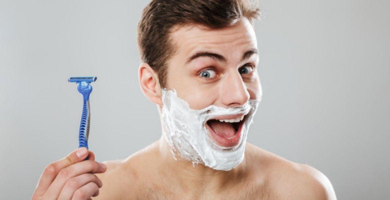 мужская пена для бритья