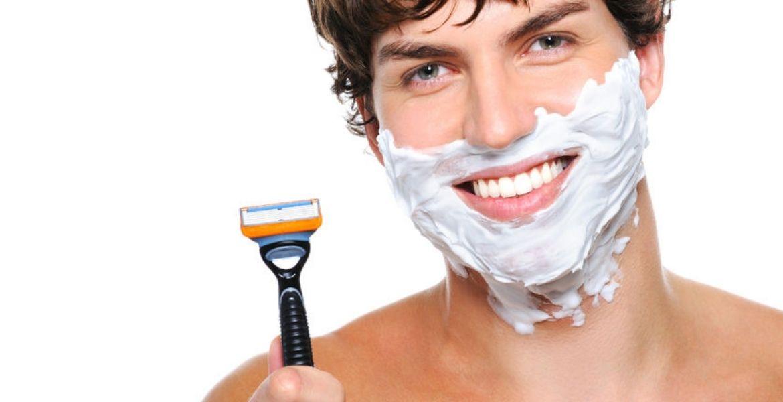 пена для бритья мужская