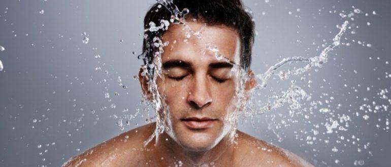 крем для лица мужской