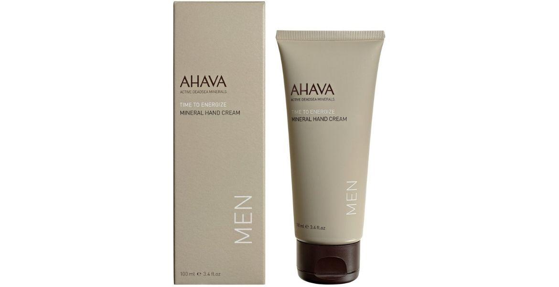 Крем для рук, для мужчин Mineral Hand Cream от AHAVA