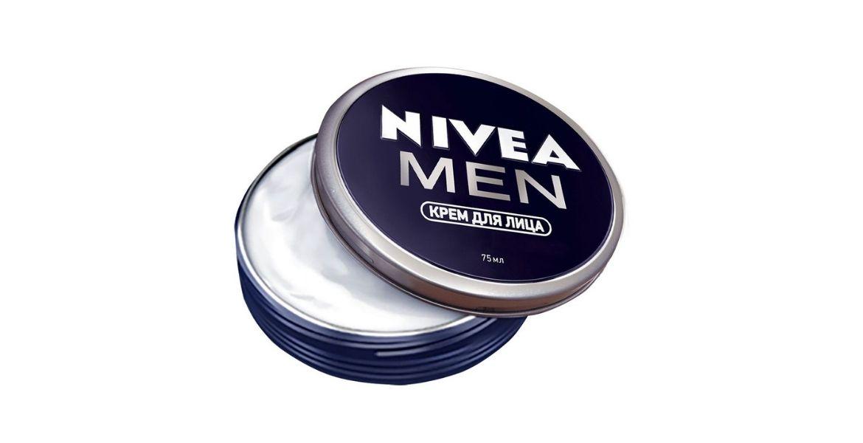 Универсальный крем для лица, тела и рук для мужчин Nivea Men