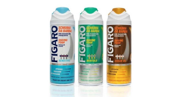 Пена для бритья от Figaro