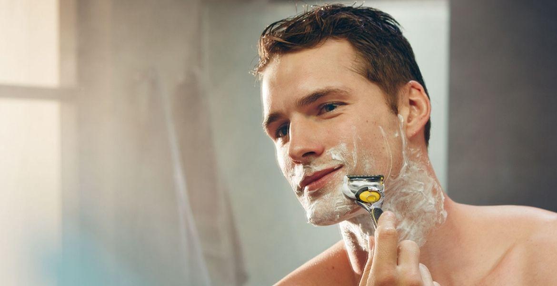 гель для бритья мужской