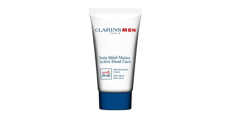 Мужской крем для рук Soin Idéal Mains от Clarins MEN