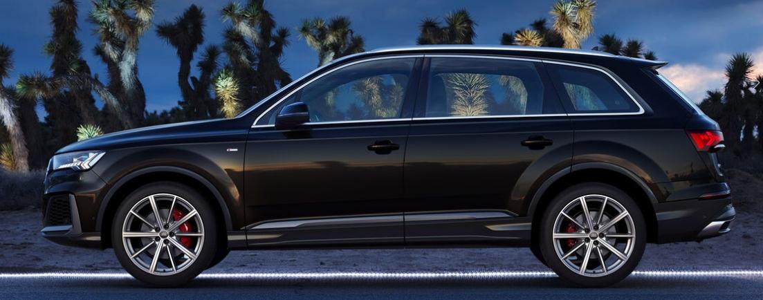 Audi Q7 Чип-тюнинг двигателя